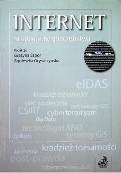 Internet Strategie bezpieczeństwa