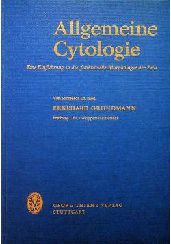 Allgemeine Cytologie