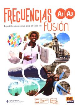 Frecuencias fusión A1 + A2 - Libro del estudiante