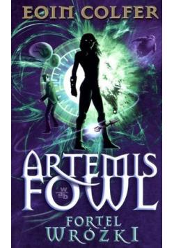 Artemis Fowl Fortel wróżki