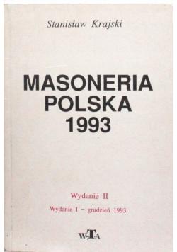 Masoneria Polska 1993