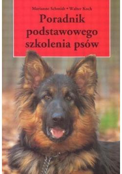 Poradnik podstawowego szkolenia psów