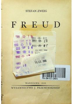 Freud 1933 r.