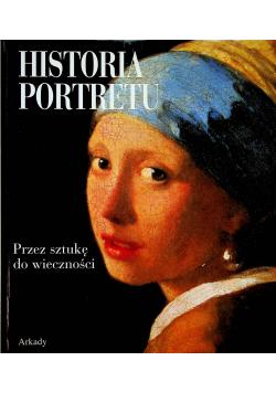 Historia portretu Przez sztukę do wieczności