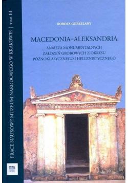 Macedonia-Aleksandria