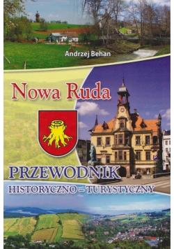Nowa Ruda Przewodnik Historyczno Turystyczny