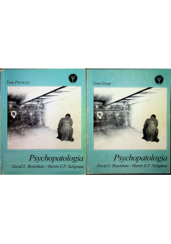 Psychopatologia 2 tomy