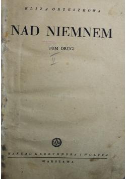 Nad Niemnem Tom 2 1938 r.