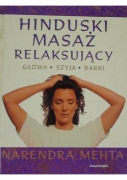 Hinduski masaż relaksujący