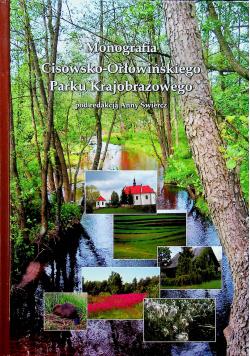 Monografia Cisowsko Orłowińskiego Parku Krajobrazowego