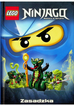 Lego Ninjago Zasadzka