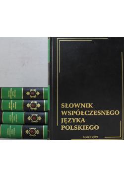 Słownik współczesnego języka polskiego Tom od I do V