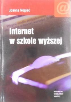 Internet w szkole wyższej