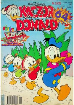 Kaczor Donald nr 25  26