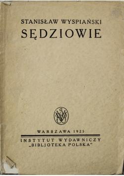 Sędziowie 1925 r