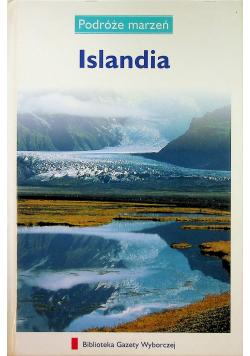 Podróże marzeń Islandia