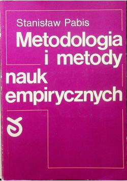 Metodologia i metody nauk empirycznych