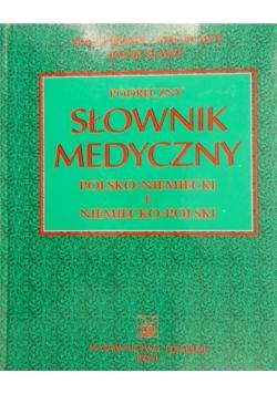 Podręczny słownik medyczny polsko niemiecki i niemiecko polski