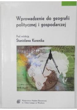 Wprowadzenie do geografii politycznej i gospodarczej