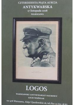 Czterdziesta piąta aukcja antykwarska Katalog