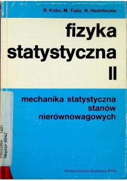 Fizyka statystyczna II