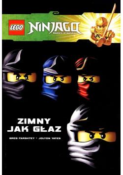 Ninjago Zmiany jak głaz Nr 5