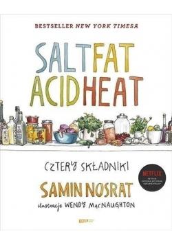 Salt Fat Acid Heat Cztery składniki