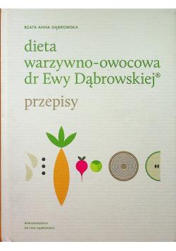 Dieta warzywno owocowa dr Ewy Dąbrowskiej