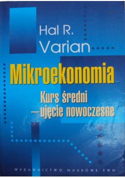 Mikroekonomia Kurs ujęcie nowoczesne