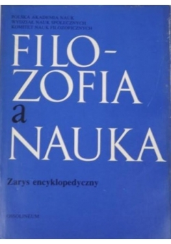 Filozofia a nauka zarys encyklopedyczny