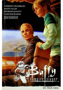 Buffy the vampire slayer On your own season 9 vol 2
