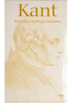 Kant krytyka czystego rozumu