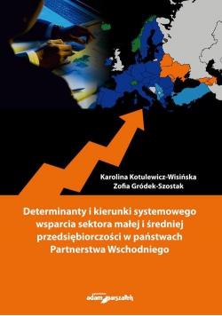 Determinanty i kierunki systemowego wsparcia...