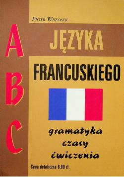 Abc języka francuskiego gramatyka czasy ćwiczenia