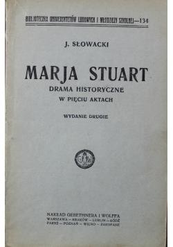 Marja Stuart 1925 r
