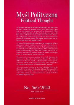 Myśl polityczna 5