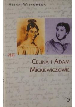 Celina i Adam Mickiewiczowie