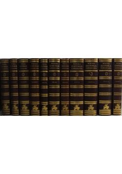 Wielka historja powszechna ok 1938 r 11 książek