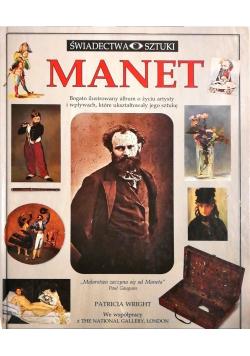 Świadectwa sztuki Manet