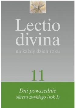 Lectio Divina na każdy dzień roku Tom 11
