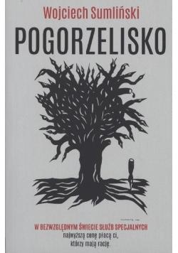 Pogorzelisko Autograf autora