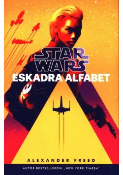 Star Wars Eskadra Alfabet