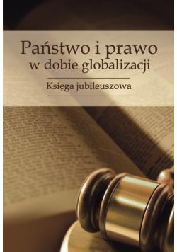Państwo i prawo w dobie globalizacji