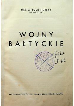 Wojny bałtyckie około 1938r