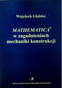 Mathematica w zagadnieniach mechaniki konstrukcji