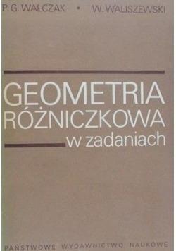 Geometria różniczkowa w zadaniach
