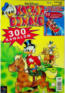 Kaczor Donald nr  9