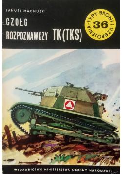 Czołg Rozpoznawczy TK TKS