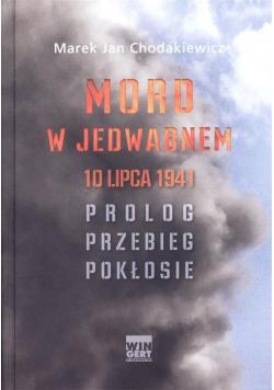 Mord w Jedwabnem 10 lipca 1941