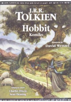 Hobbit Komiks